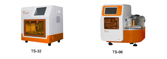 TS-32 & TS-96 Automated Nucleic Acid Extractors